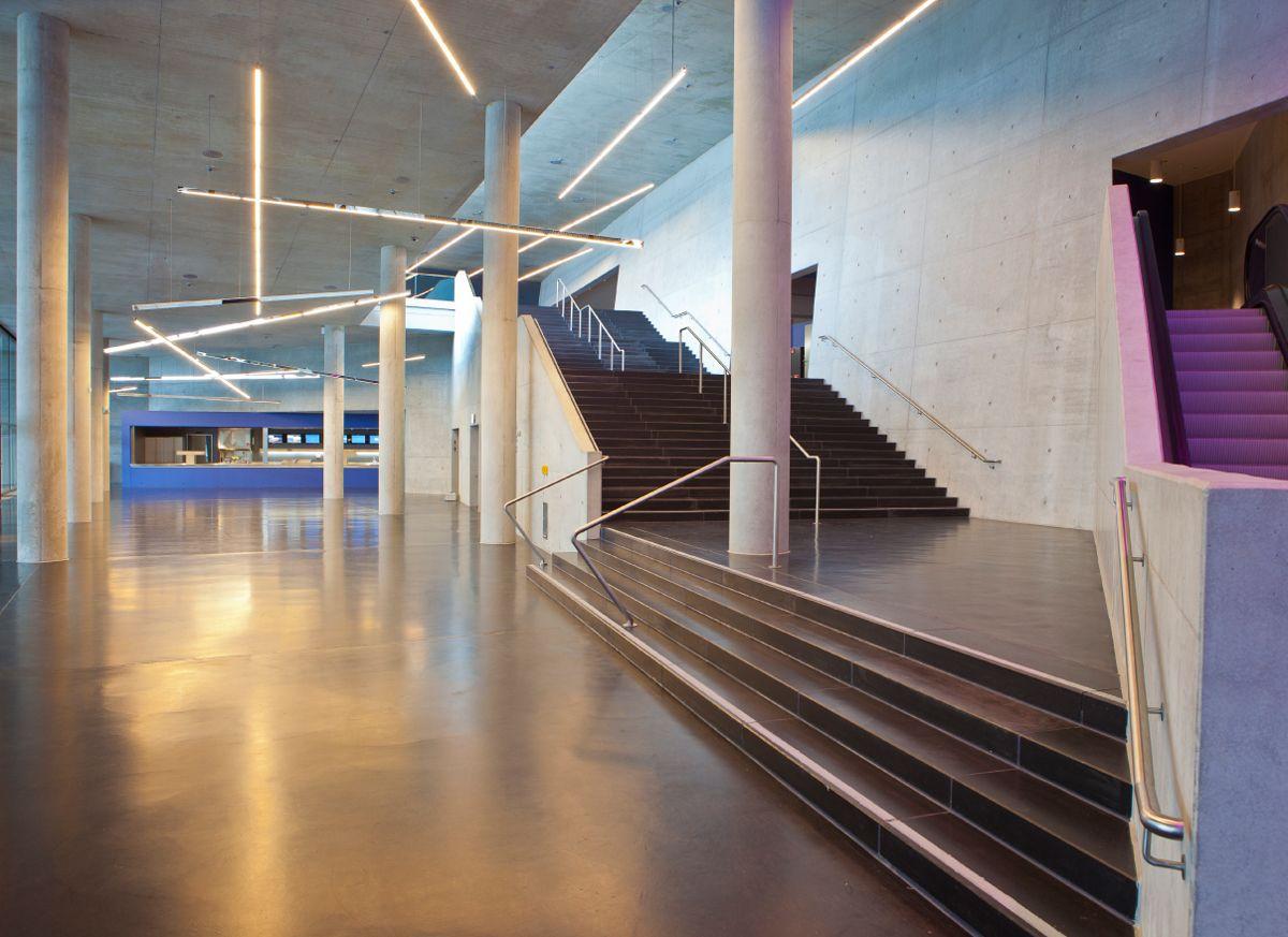 Kleine Olympiahalle | Olympiapark München