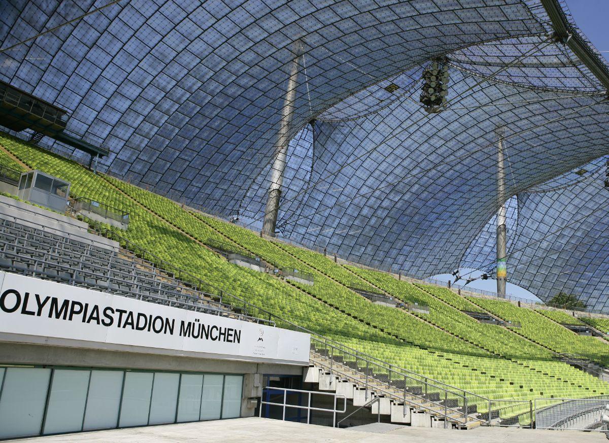Munchen Hotel Olympiastadion