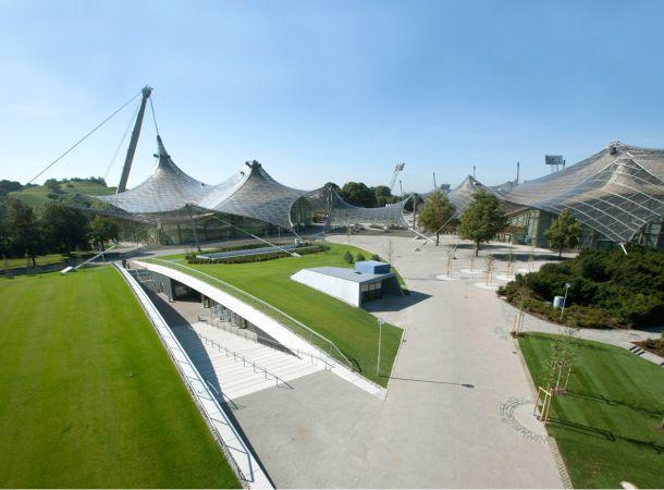 Kleine Olympiahalle